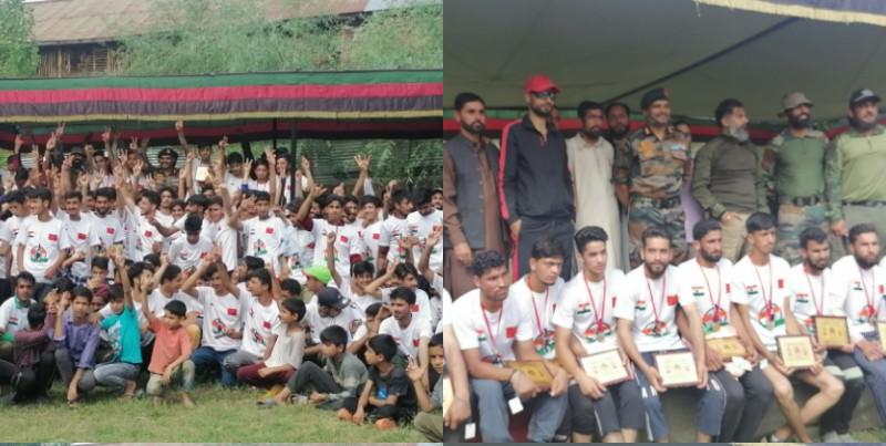 Army organises Run For Nation on Azadi ka Amrut Mahotsav in Kupwara