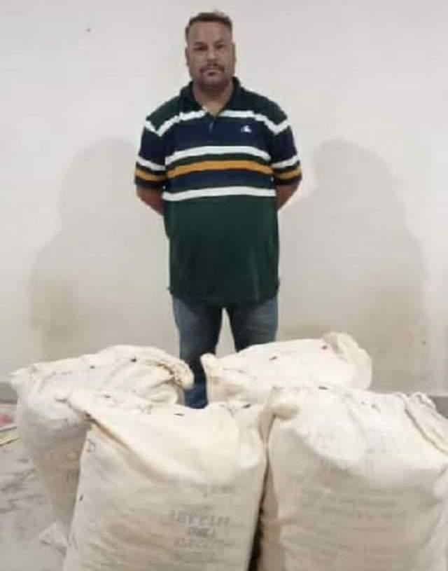 Most wanted Drug peddler arrested, 102 kgs of fukki recovered in Bijbehara Anantnag