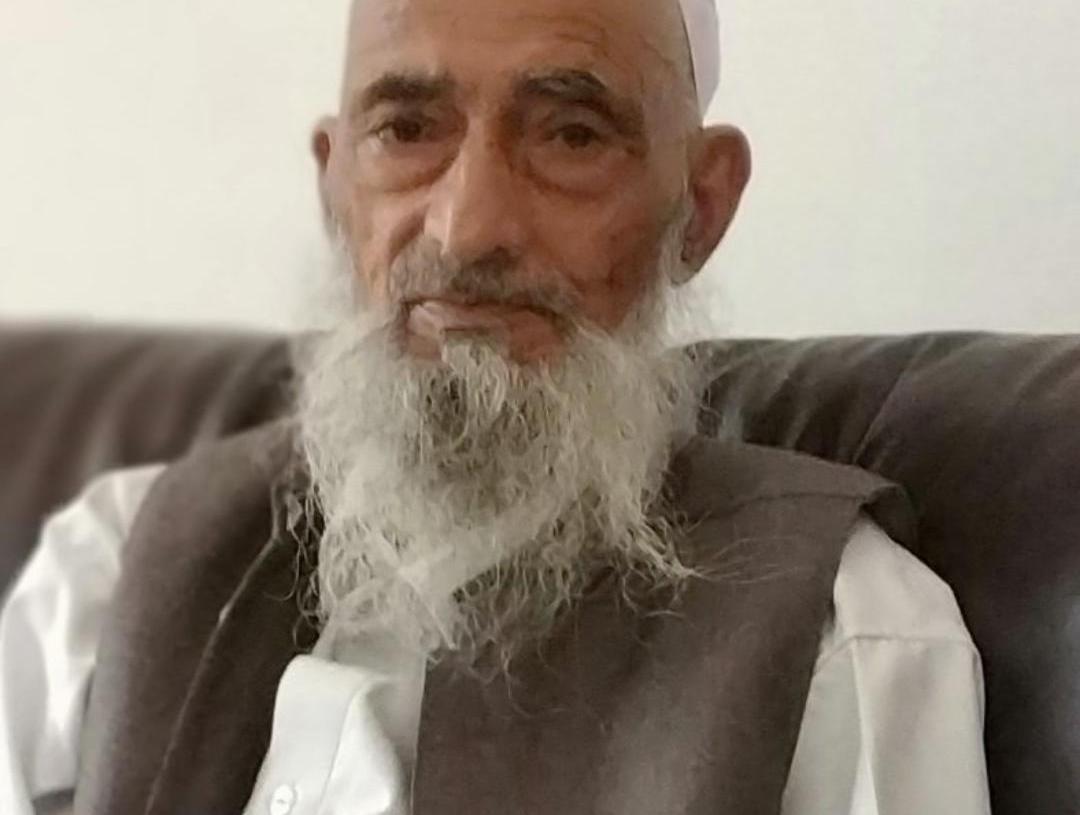 Shamim Banday Condoles demise of zamood Ahmed's(KAS) Father