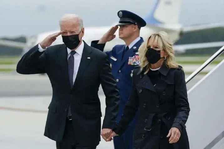 Biden announces end of America's 20 year old military presence in Afghanistan