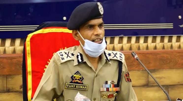 Pak Terrorist Babar Ali killed in Gunfight in Chandaji Bandipora Encounter