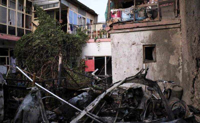 10 Including Children Killed In US Airstrike In Kabul: Local Media