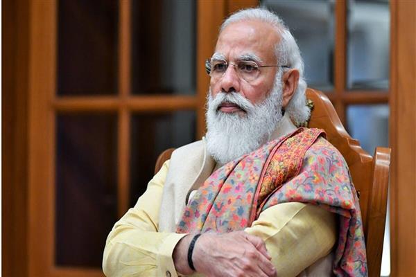 PM Modi slams Opposition for stalling Parliament