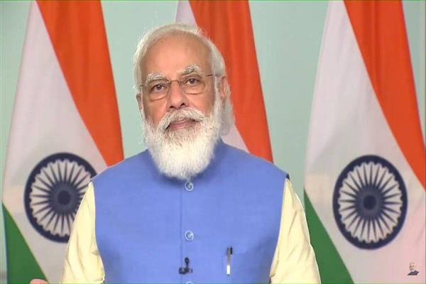 PM Modi speaks to Assam CM to take stock of flood situation