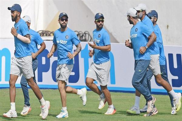 High-flying India eyeing unassailable series lead and a big knock from Kohli