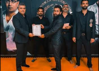 Pride of Kashmir | Aaqib Majeed to become first J&K player to officiate in Matrix Fight Night 6 in Dubai