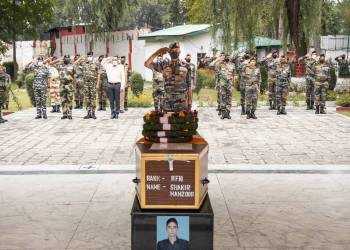 Opinion | The death of a soldier!