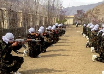 Touching letter written by a young boy to his family from a Militant training camp in POK