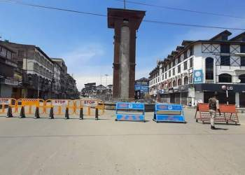 Lockdown is not an any solution for Covid-19 trader body of Nowgam Srinagar