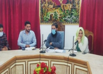 SDM Karnah reviews implementation of Forest Rights Act