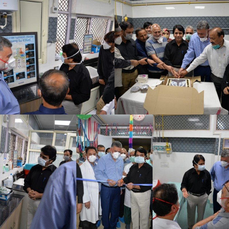 """State-of-Art """"Interventional Pulmology Lab"""" Inaugurated at SKIMS"""