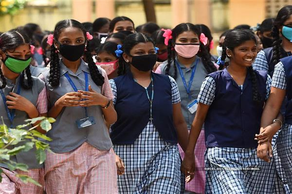 Schools and colleges in TN resume physical classes with Covid-19 SOPs