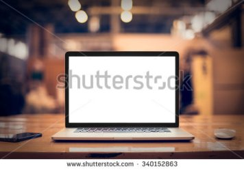 stock-photo-laptop-with-blank-screen-on-table-340152863