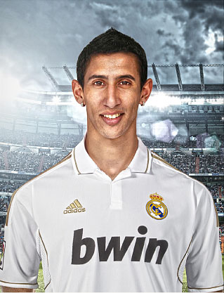 angel di maria makes 50th league