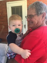 Great-grandpa Chip and Nolan