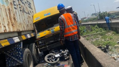 Photo of 30 per cent of truck drivers have bad eyesight — FRSC