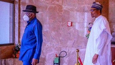 Photo of APC: Jonathan visit nothing to do with 2023 — Buni