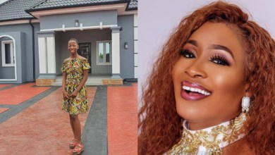 Photo of Kemi Olunloyo questions source of Emmanuella's wealth