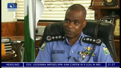 Photo of EndSARS protesters begging to join police — IGP Mohammed Adamu