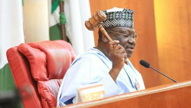 Photo of Relax, Buhari will secure Nigeria in the next two months — Ahmed Lawan