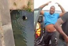 Photo of Police identify driver who knocked inspector off Lagos bridge