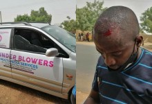 Photo of Bandits: Journalists attacked as Zamfara youths protest Jangebe Girls kidnapping