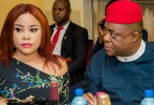 Photo of 'She tried to kill me; he beat me with pregnancy' — Fani-Kayode vs ex wife gets messy