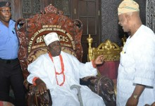 Photo of EFCC silent as Oba of Lagos allegedly admits to committing fraud