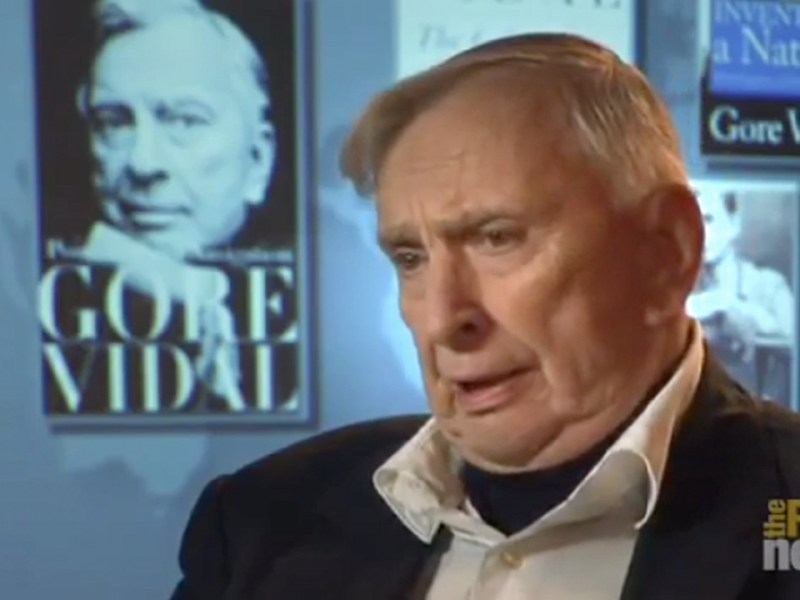 Gore Vidal on 'The Emperor' (2/7)