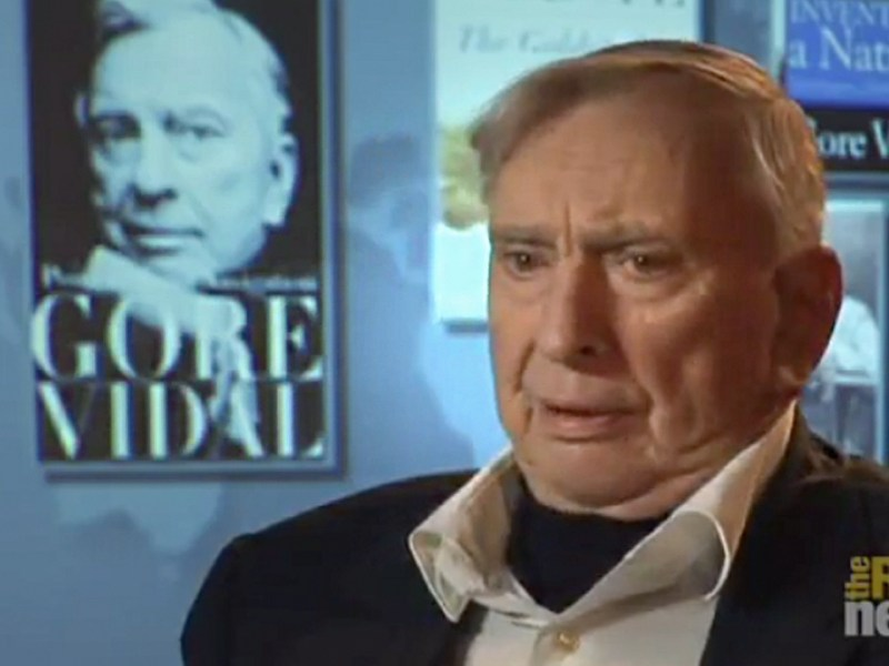 Gore Vidal on the Future (6/7)