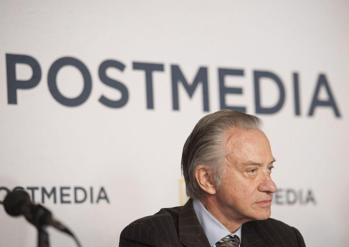 Postmedia CEO