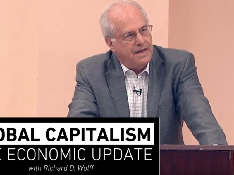 Global Capitalism: Linking Trump and Marx's Critique of Capitalism