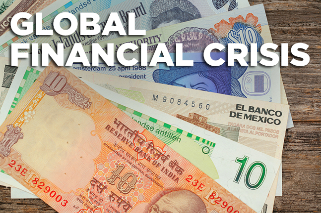 Another global financial crisis for developing countries?