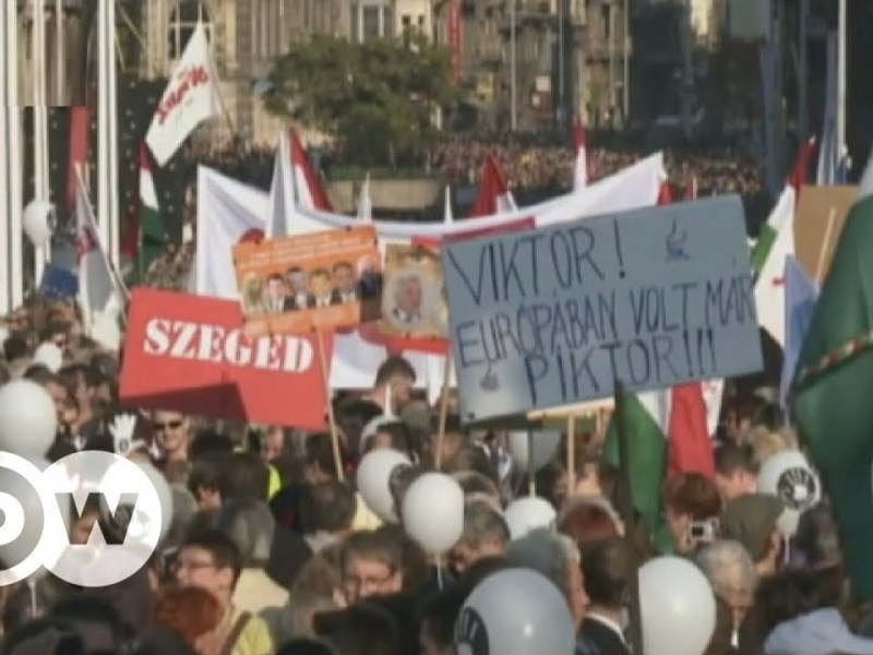 European Parliament Debates over Hungary's Orbán and Democracy