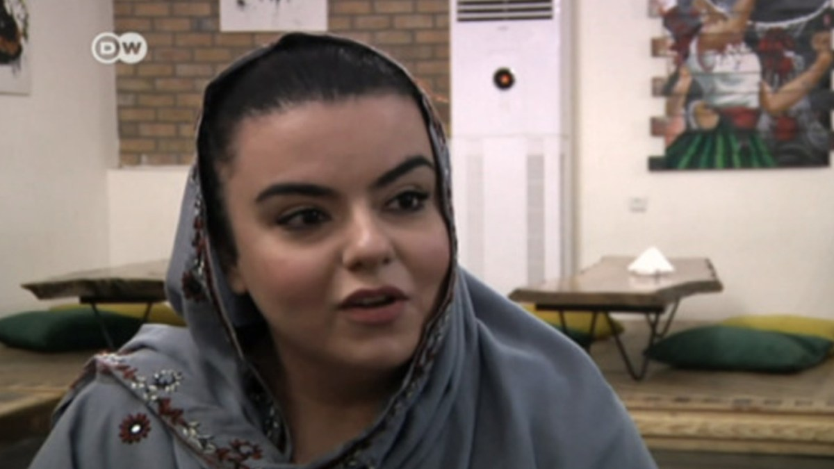 On the Campaign Trail in Afghanistan: Mariam Solaimankhail