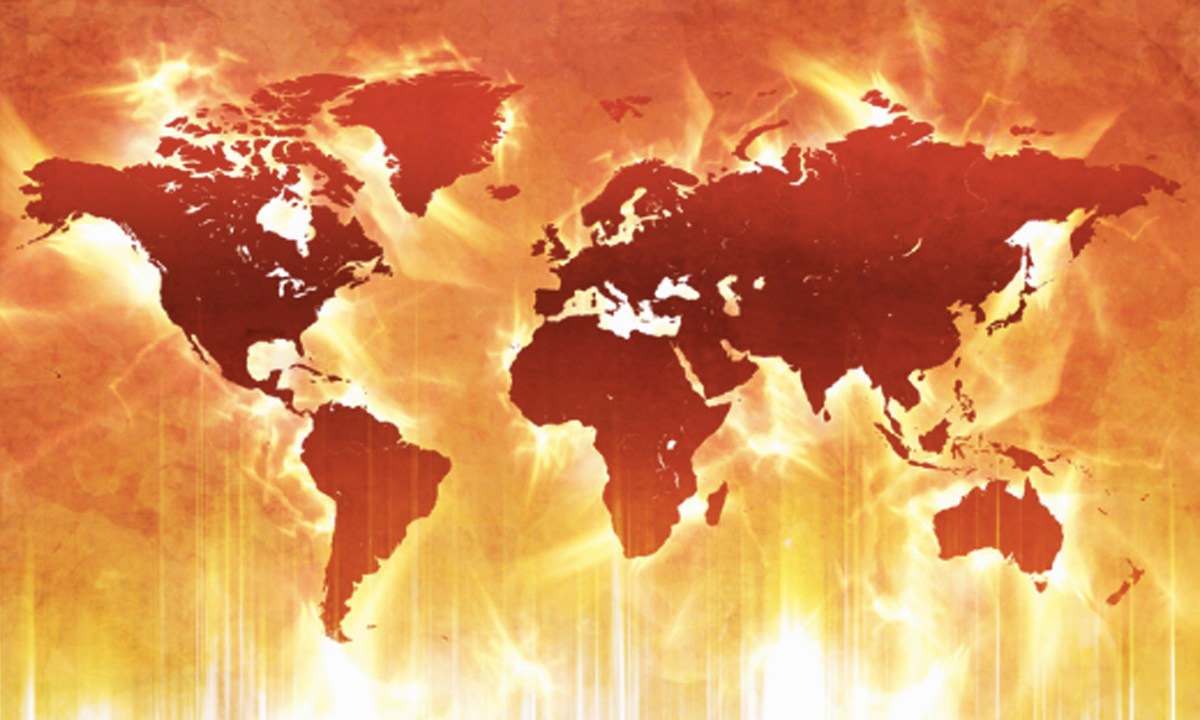 IPCC's New Climate Report: We Could See Irreparable Damage by 2040