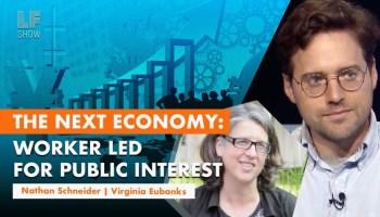 Laura Flanders Show: The Next Economy