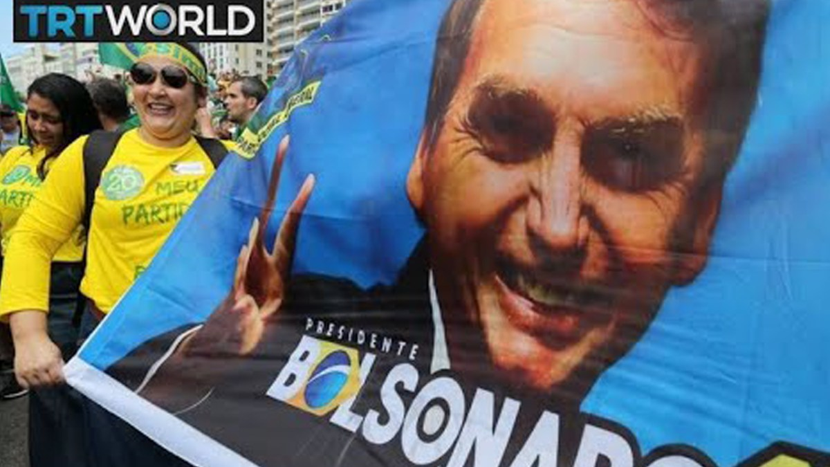Brazil at the Crossroads: Rising Violence During Presidential Election