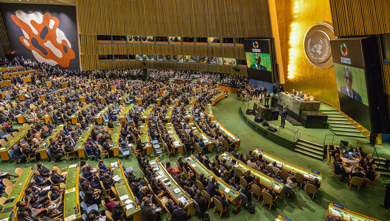Multilateralism Undermined by Globalization's Discontents