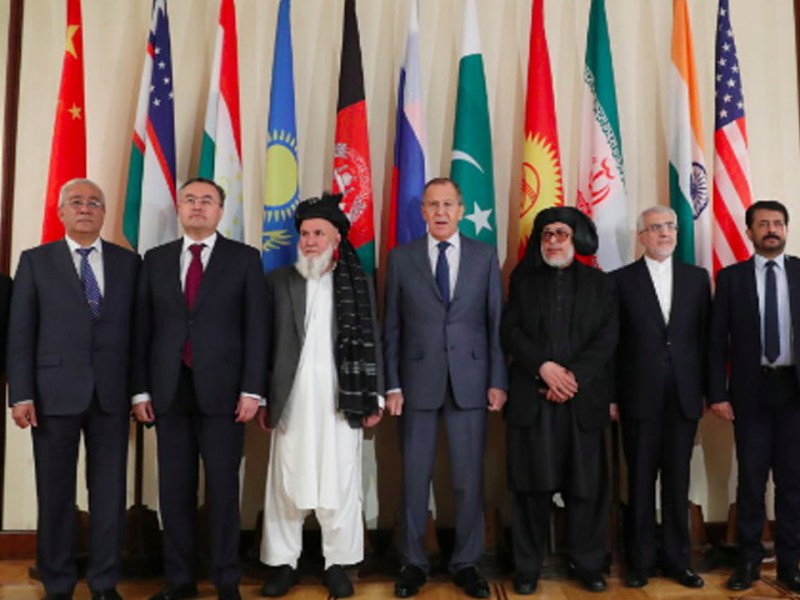 The Taliban in Moscow: A Turning Point for the Afghan War?