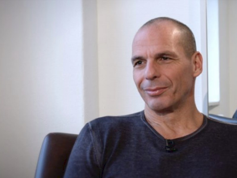 Yanis Varoufakis on Assange and the Political Economy and Future of Europe
