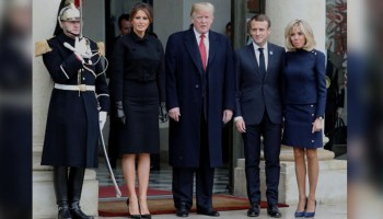 French President Macron Praises Nazi-Collaborating Leader, Whitewashing World War I Bloodbath