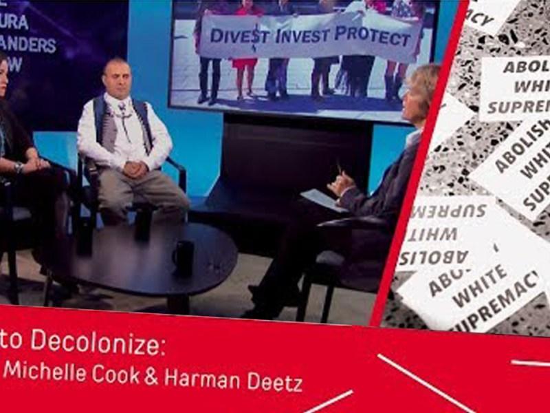 Laura Flanders Show: Divest to Decolonize