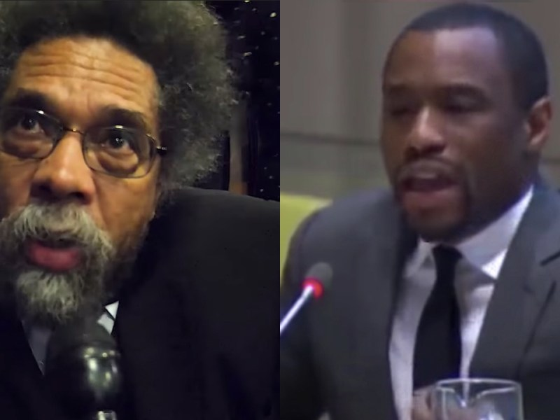Cornel West on CNN Firing Marc Lamont Hill