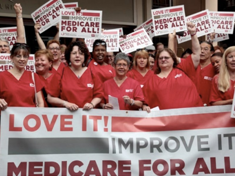 Medicare for All - How Can We Pay for It?