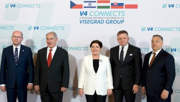 Netanyahu Forms Alliances with Far-Right Authoritarian Leaders