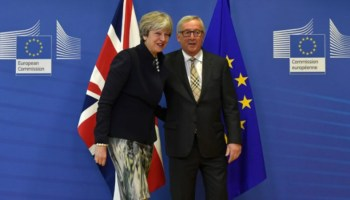 Brexit Vote: Will the EU Throw UK PM Theresa May a Lifeline?