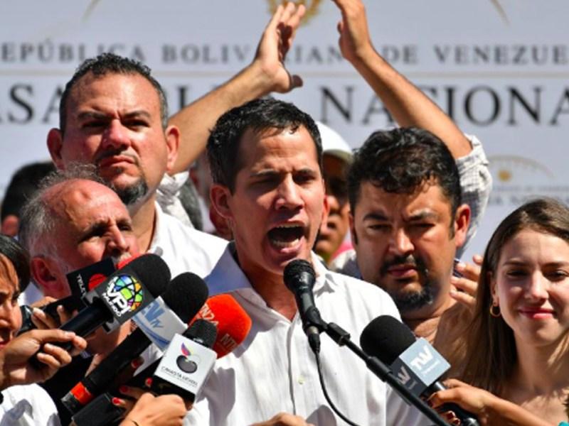"""Temporary Arrest of Venezuelan Opposition Leader was """"Unauthorized"""""""