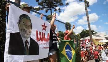 While Activists Mobilize for Lula, Right-wing Extremist is Inaugurated in Brazil