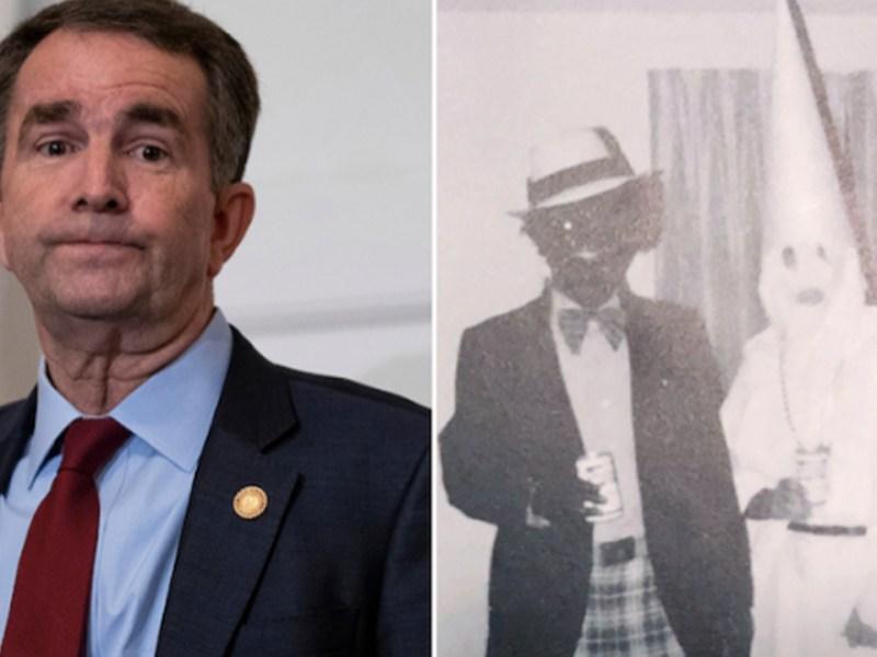 VA Governor Northam Won't Address Racist Reality, Runs From Blackface Past